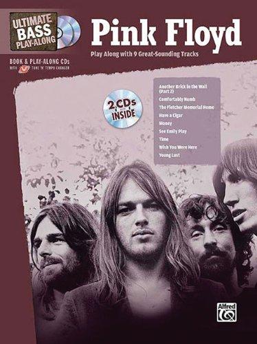9780739059401: Pink Floyd Ultimate Bass Playalong Book/2 CDs (Ultimate Play-Along)