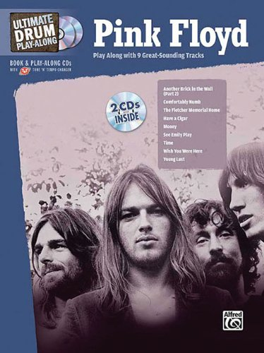 9780739059418: Ultimate Drum Play-along Pink Floyd: Play Along with 9 Great-Sounding Tracks