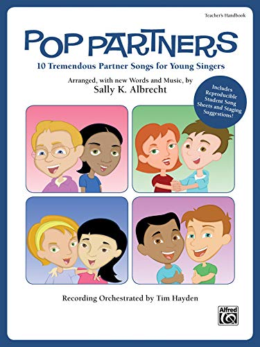 9780739059760: Pop Partners: 10 Tremendous Partner Songs for Young Singers (Partner Songbooks)