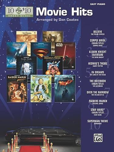 9780739060070: Top Movie Hits: Easy Piano Solos