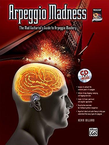 9780739060155: Arpeggio Madness (Book & CD)