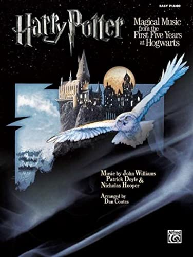 9780739060483: Williams/Doyle Harry Potter Magical Music (Coates) Easy Piano Bk
