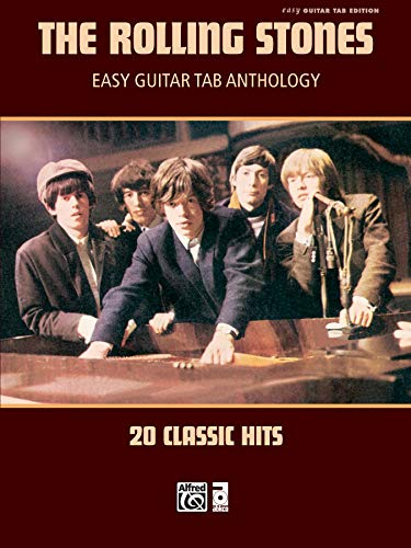 9780739060629: The Rolling Stones -- Easy Guitar TAB Anthology: 20 Classic Hits (Easy Guitar Tab Editions)