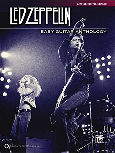 9780739060681: Led Zeppelin Easy Guitar Anthology: Easy Guitar Tab Edition