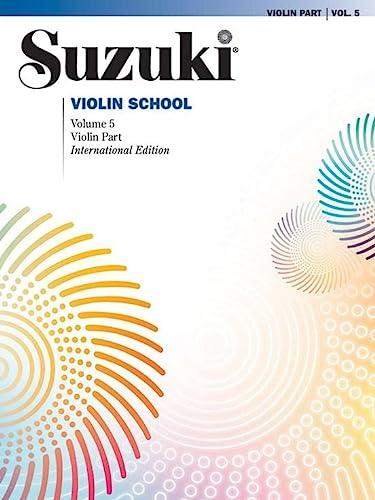 9780739060735: Suzuki Violin School: Violin Part: 5