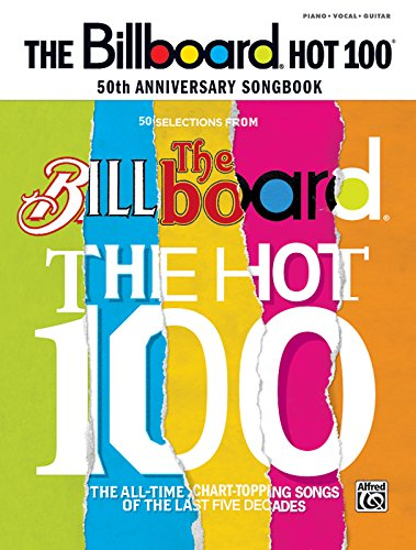 9780739060773: Billboard Magazine Hot 100 50th Anniversary Songbook: Piano/Vocal/Guitar