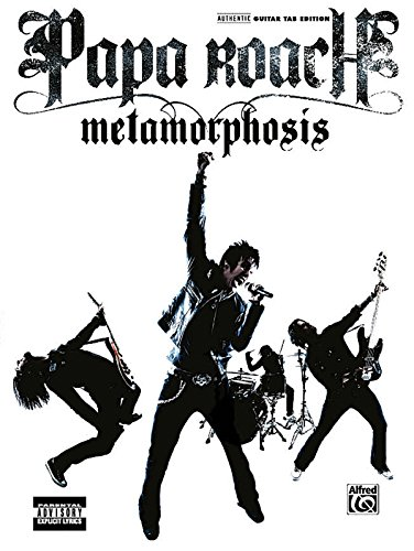 9780739061244: Papa Roach -- Metamorphosis: Authentic Guitar TAB (Authentic Guitar-Tab Editions)