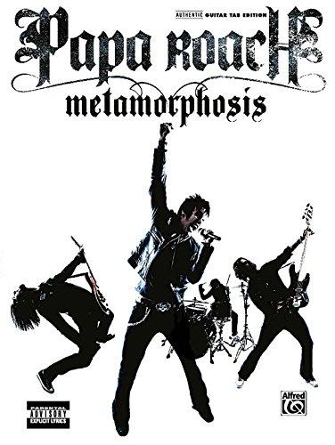 9780739061244: Papa Roach -- Metamorphosis: Authentic Guitar TAB (Authentic Guitar-Tab Editions)