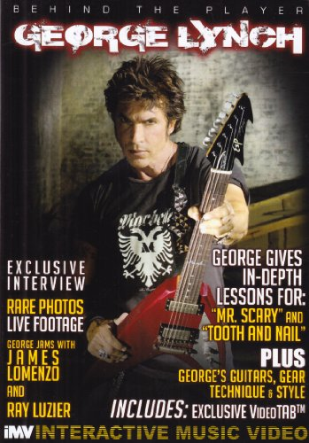 9780739061305: Behind the Player : George Lynch-DVD