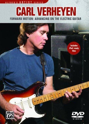 9780739061473: Carl Verheyen: Forward Motion: Advancing on the Electric Guitar