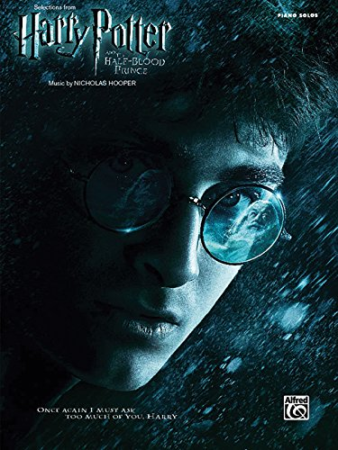 9780739061671: Harry Potter and the Half-Blood Prince Piano Solos