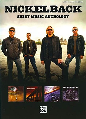 9780739061817: Nickelback Sheet Music Anthology: Piano/ Vocal/ Chords
