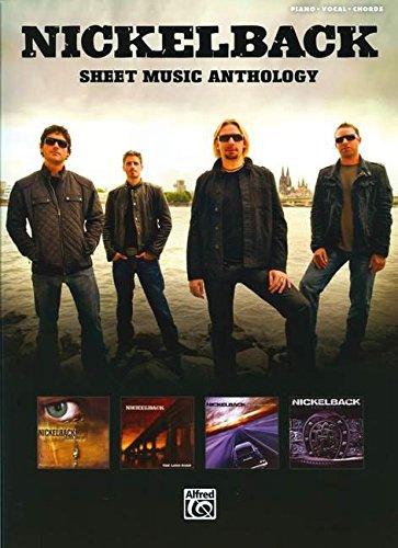 9780739061817: Nickelback Sheet Music Anthology Piano/Vocal/Chords