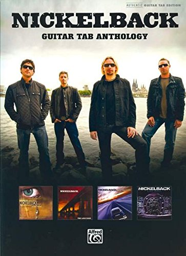 9780739061862: Nickelback - Guitar Anthology (Authentic Guitar-Tab Editions)