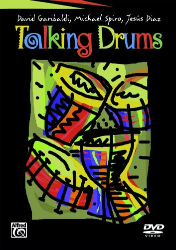 9780739061961: David Garibaldi/Michael Spiro/Jesus Diaz: Talking Drums DVD