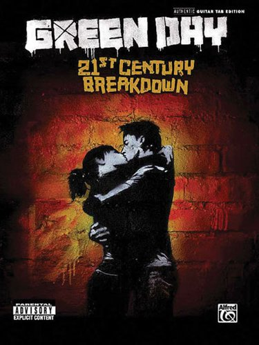Green Day 21St Century Breakdown Authentic Guitar Tab Edition (Authentic Guitar-Tab Editions): ...