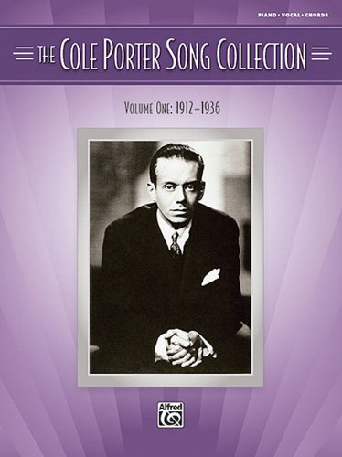 9780739062302: The Cole Porter Song Collection, Vol 1: 1912-1936 (Piano/vocal/chords)