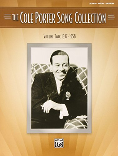 9780739062319: The Cole Porter Song Collection, 1937-1958: Piano/Vocal/chords