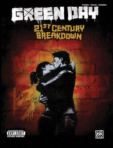 9780739062326: Green Day: 21St Century Breakdown Piano/Vocal/Chords