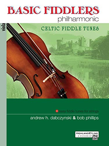 9780739062388: Basic Fiddlers Philharmonic Celtic Fiddle Tunes: Viola
