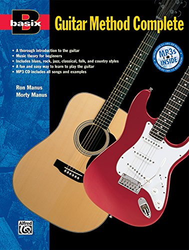9780739062456: Basix Guitar Method Complete [With MP3] (Basix Series)