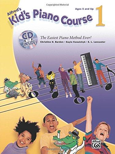 9780739062463: Kid's Piano Course 1