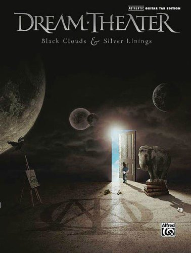 9780739062579: Dream Theater Black Clouds & Silver Linings Tab (Authentic Guitar-Tab Editions)