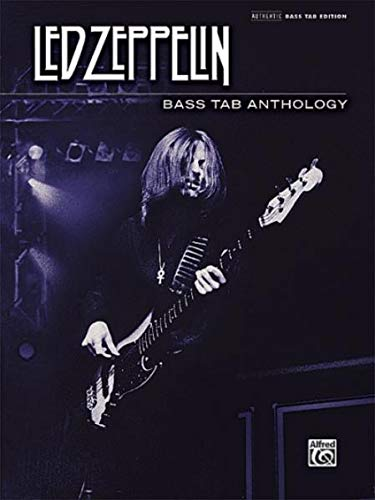 9780739062586: Led Zeppelin -- Bass TAB Anthology: Authentic Bass TAB (Authentic Bass Tab Editions)