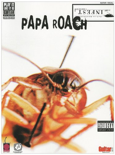 9780739062760: Papa Roach -- Infest: Authentic Guitar TAB (Play It Like It Is: Guitar)