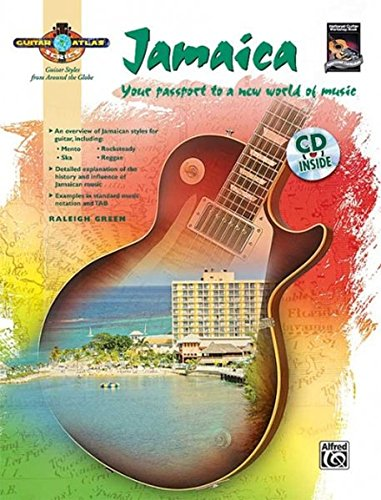 9780739062814: Guitar Atlas Jamaica: Your passport to a new world of music, Book & CD