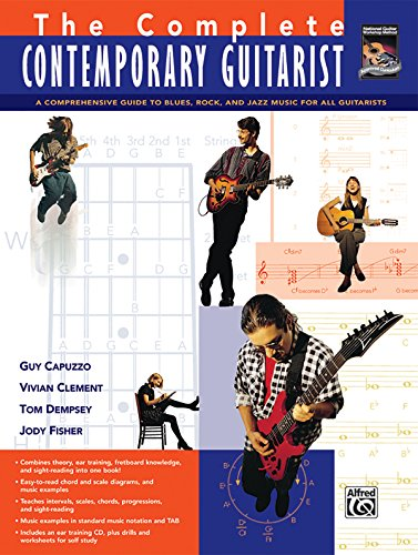 9780739062906: The Complete Contemporary Guitarist: The ultimate guide to music for blues, rock, and jazz guitarists, Book & CD