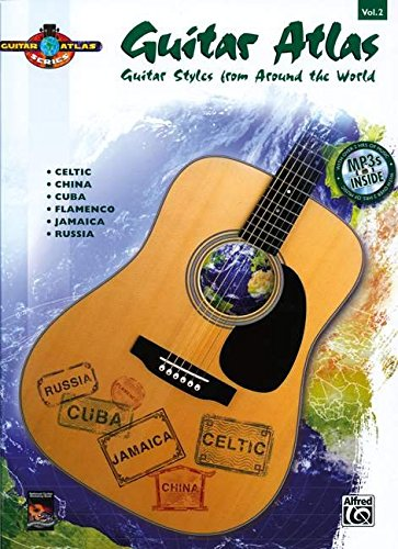 9780739063446: Guitar Atlas Complete, Vol 2: Guitar Styles from Around the World, Book & CD