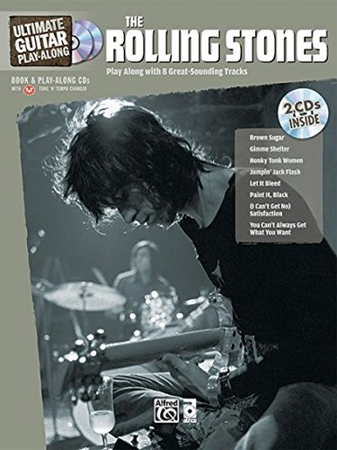 9780739063682: Ultimate Play-Along Rolling Stones: Authentic Guitar TAB