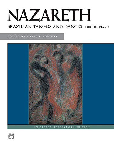 9780739063798: Brazilian Tangos and Dances (Alfred Masterwork Edition)