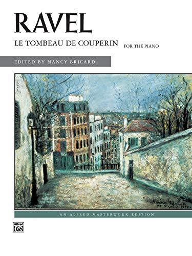 9780739063811: Le Tombeau De Couperin: For the Piano