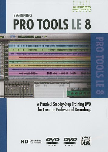 Alfred s Pro Audio -- Protools Le