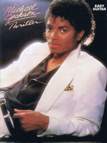 9780739064351: Michael Jackson: Thriller Easy Guitar