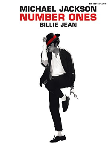 9780739064399: Billie Jean: Big Note Piano (Michael Jackson Number Ones)