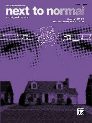 9780739064474: Next To Normal Vocal Selections An Original Musical Piano/Vocal