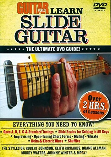 9780739064511: Learn Slide Guitar: The Ultimate Dvd Guide