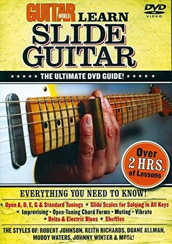 Guitar World: Learn Slide Guitar Format: DVD