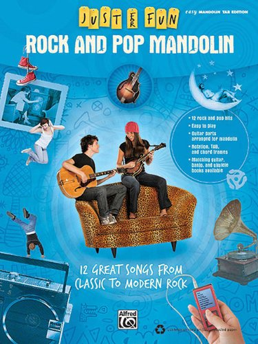 9780739064665: Rock and Pop Mandolin: Just for Fun Series