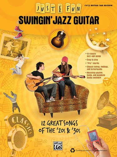 9780739064689: Swingin' Jazz Guitar: Just for Fun Series