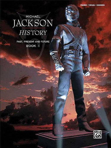 9780739064894: Michael Jackson History Past, Present and Future, Book 1: Piano/Vocal/Chords