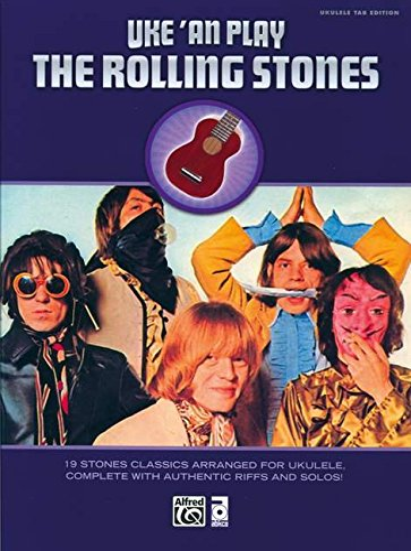 9780739064931: Uke 'an Play the Rolling Stones: Ukulele Tab