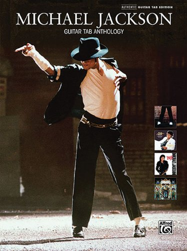 9780739065143: Michael Jackson Guitar Tab Anthology: Authentic Guitar Tab