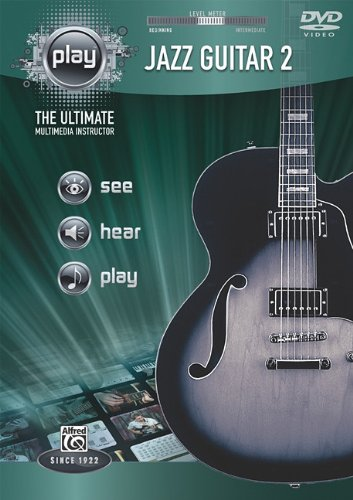 9780739065822: Playjazz Guitar 2 DVD (Play Series)