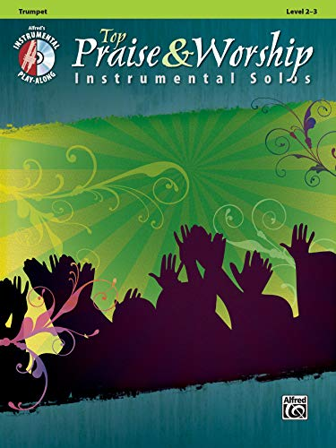 9780739065952: Top Praise & Worship Instrumental Solos: Trumpet, Book & CD (Instrumental Solo Series)