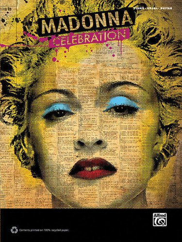 9780739066102: Madonna: Celebration: Piano/Vocal/Guitar
