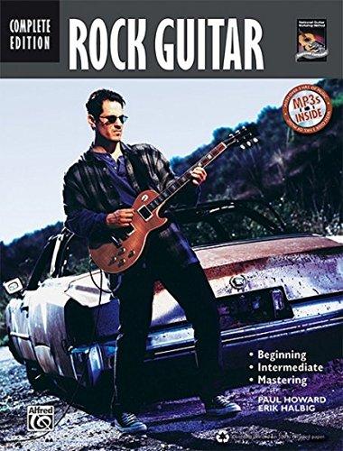 9780739066355: Complete Rock Guitar Method: Complete (Book & CD) (Complete Method)